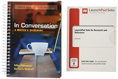 In Conversation & Launchpad Solo for Research: University Mike Palmquist