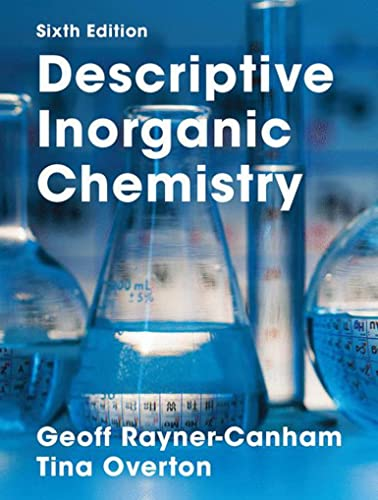 9781319154110: Descriptive Inorganic Chemistry