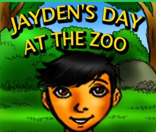 9781320016001: JAYDEN'S DAY AT THE ZOO
