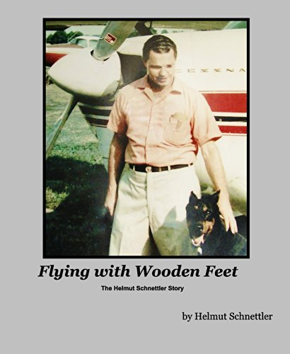 9781320026796: Flying with Wooden Feet