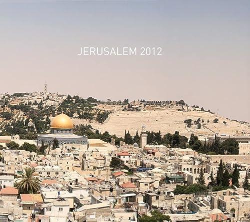 9781320032704: Jerusalem Photography 2012