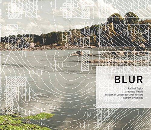 9781320048026: Blur: A Landscape Architecture Thesis