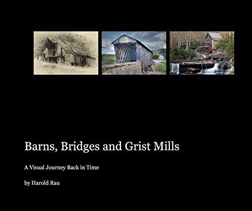 9781320053754: Barns, Bridges and Grist Mills