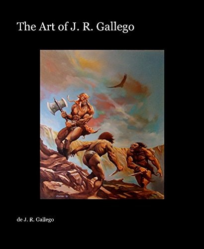 9781320056823: The Art of J. R. Gallego