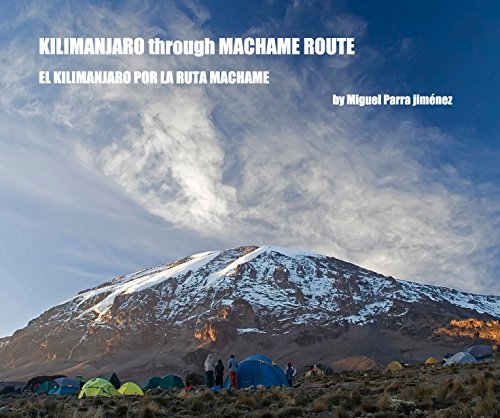 9781320056960: KILIMANJARO through MACHAME ROUTE
