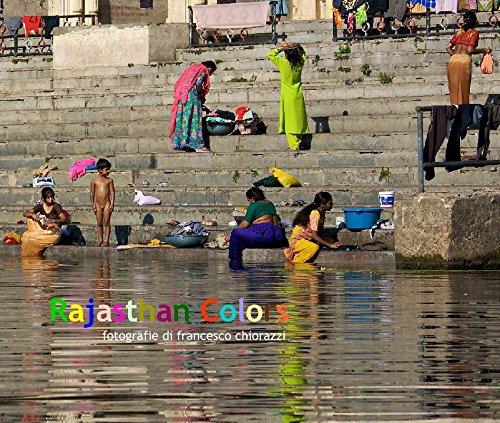 9781320060165: Rajasthan Colors