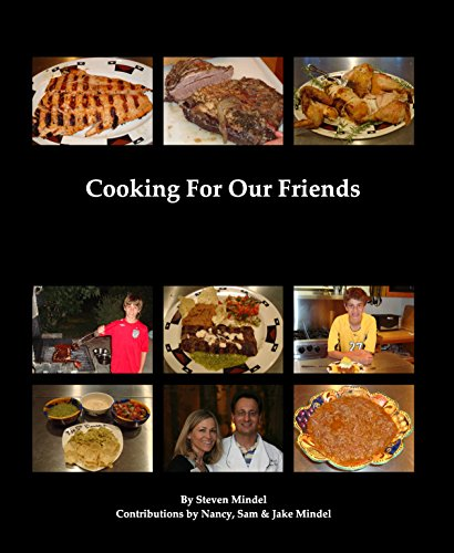 9781320082952: Cooking For Our Friends