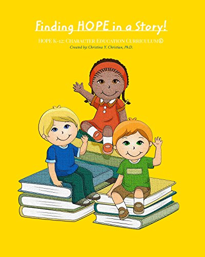 9781320089555: Finding HOPE in a Story!