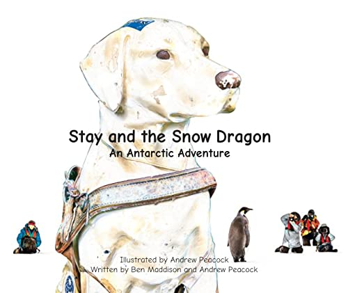 9781320102001: Stay and the Snow Dragon: An Antarctic Adventure