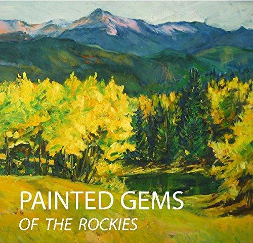 9781320121460: Painted Gems of the Rockies