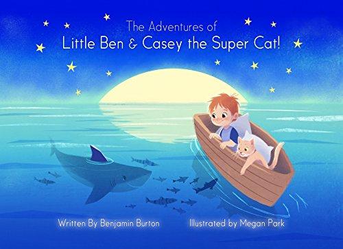 9781320154345: The Adventures of Little Ben & Casey the Super Cat!