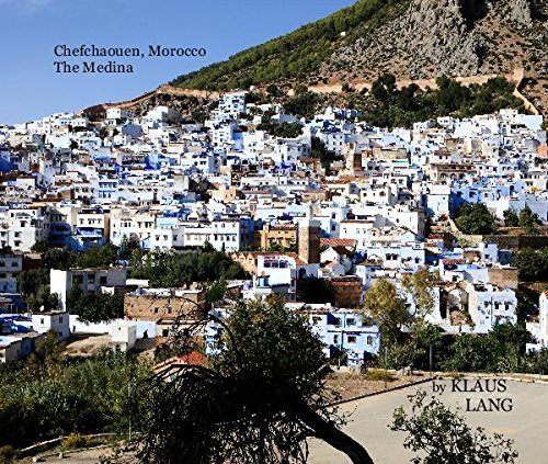 9781320206266: Chefchaouen, Morocco The Medina