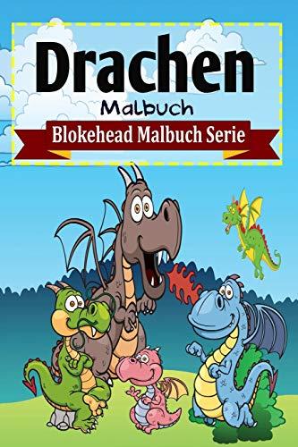 9781320472173: Drachen Malbuch
