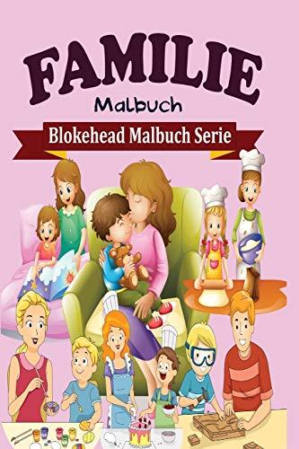 9781320479059: Familie Malbuch