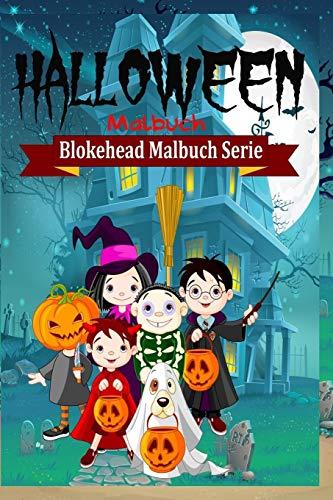 9781320480956: Halloween Malbuch