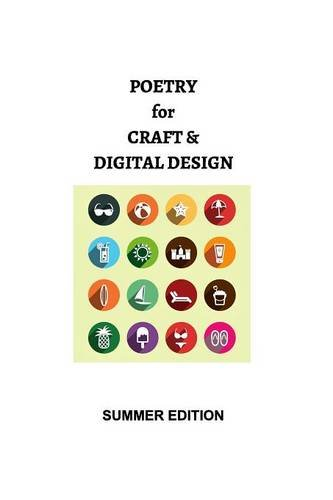 9781320484596: Poetry for Craft & Digital Design