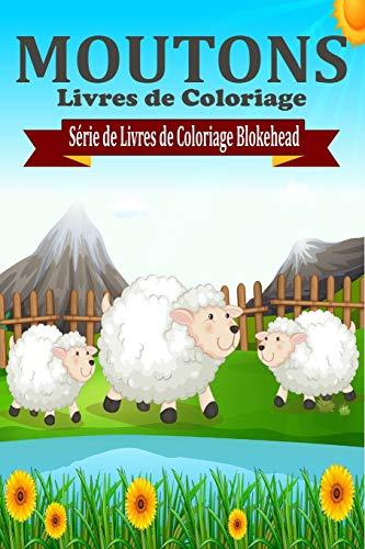 9781320487412: Moutons Livres de Coloriage