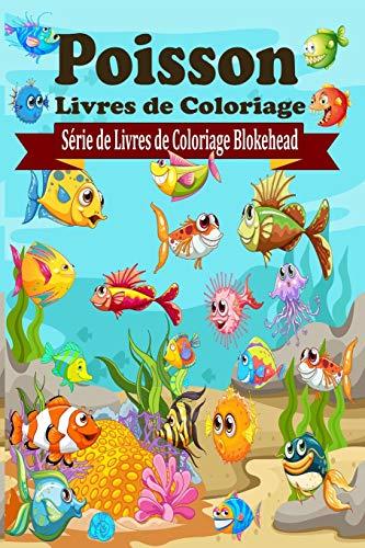 9781320495875: Poisson Livres de Coloriage (French Edition)