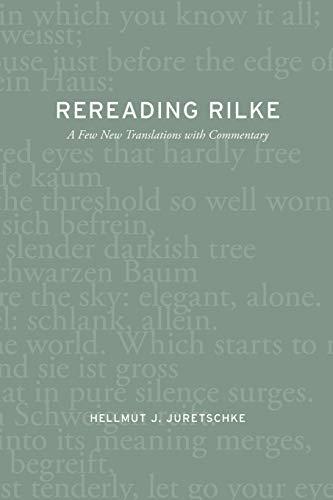 9781320497312: Rereading Rilke