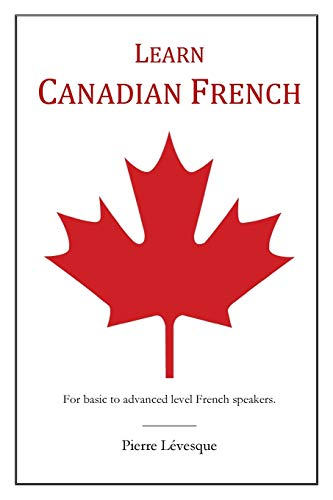 9781320511742: Learn Canadian French
