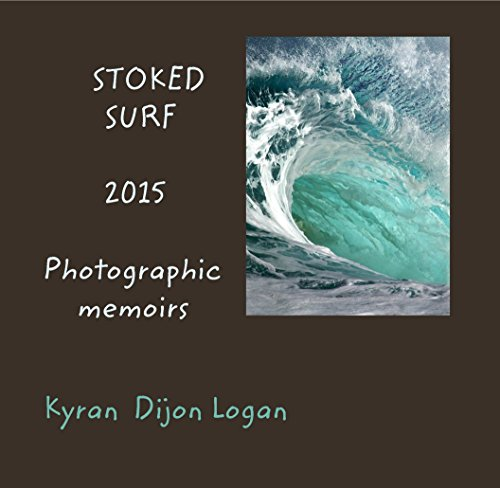 9781320523301: STOKED SURF 2015 Photographic memoirs
