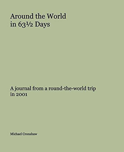 9781320547574: Around the World in 63½ Days