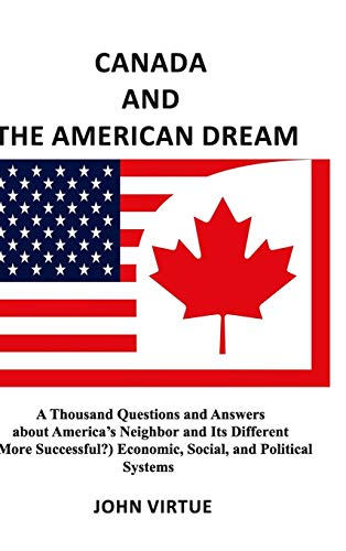 9781320596688: CANADA AND THE AMERICAN DREAM