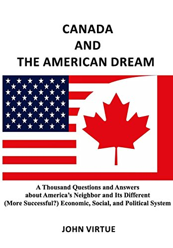9781320596695: CANADA AND THE AMERICAN DREAM