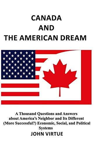 9781320596701: CANADA AND THE AMERICAN DREAM