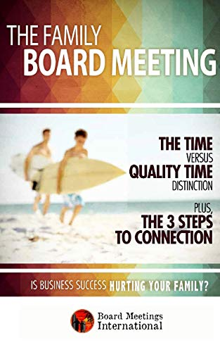9781320601702: The Family Board Meeting