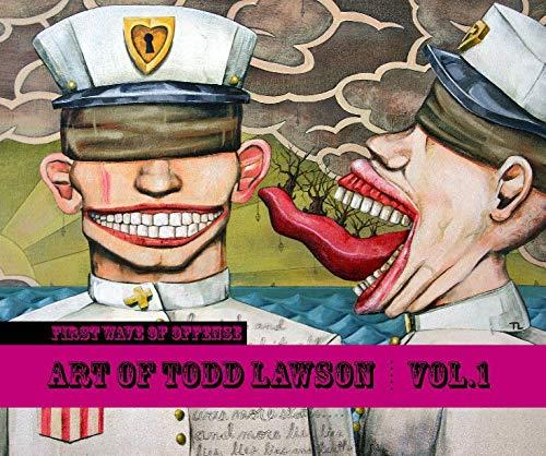 9781320624091: Art Of Todd Lawson: Vol. 1 (Paperback Edition)
