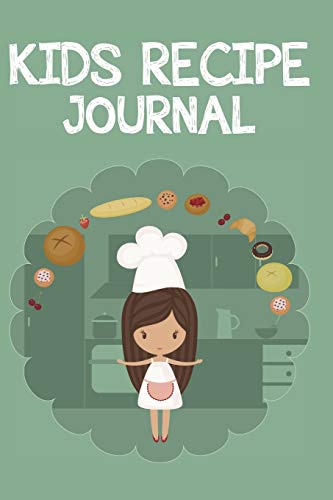 9781320674577: Kid's Recipe Journal