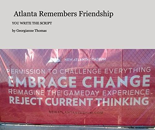 9781320747776: Atlanta Remembers Friendship