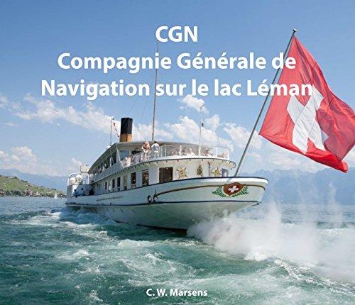 9781320765626: CGN - Compagnie générale de navigation sur le lac Léman