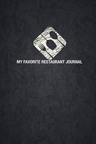 9781320846936: My Favorite Restaurant Journal