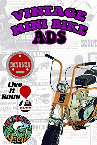 9781320864893: Vintage Mini Bike Ads From the 60's and 70's