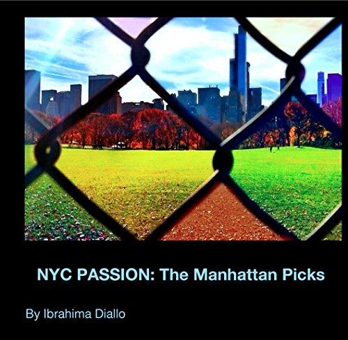 9781320881661: NYC PASSION: The Manhattan Picks