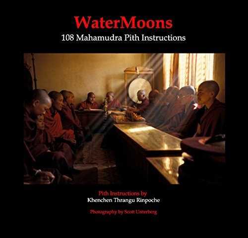9781320911405: WaterMoons: 108 Mahamudra Meditation Pith Instructions