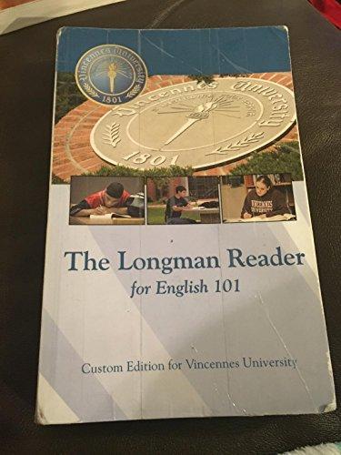 9781323005125: The Longman Reader for English 101: Custom Edition for Vincennes University