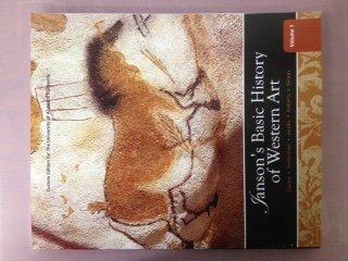Janson's Basic History of Western Art (Vol.: Davies, Penelope J.