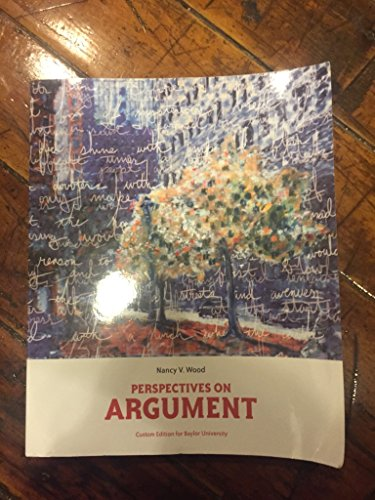 9781323052600: Perspectives on Argument
