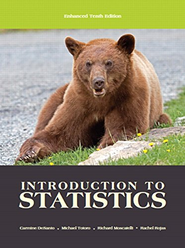 9781323056301: Introduction to Statistics (10th Edition)
