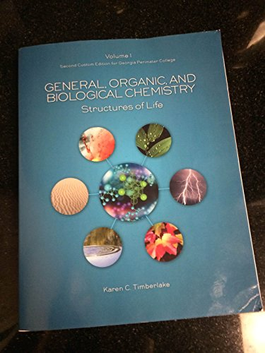 9781323136898: General, Organic, and Biological Chemistry