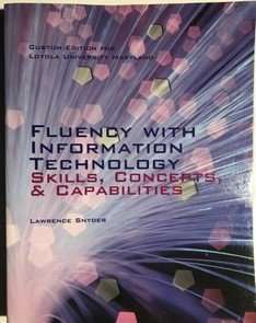 9781323138137: Fluency with Information Technology: Skills, Concepts, & Capabilities