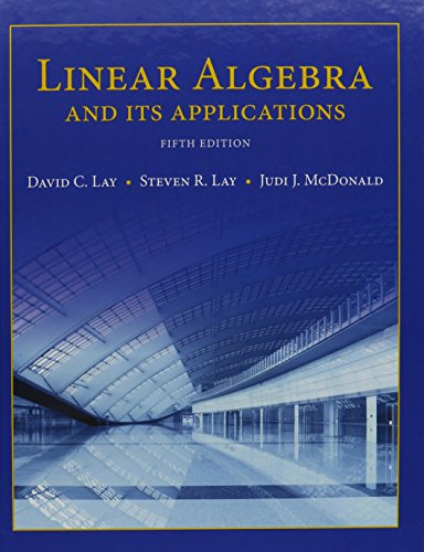 9781323158821: Linear Algebra Package (hardcover text) for Univeristy of Massachusetts-Amherst