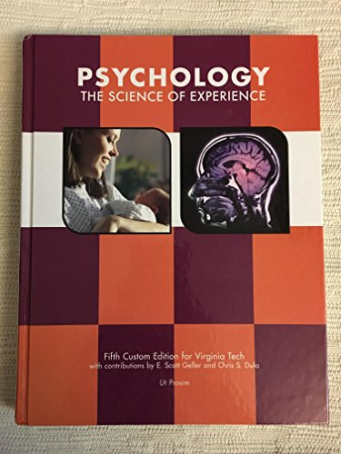 9781323169438: Psychology The Science of Experience