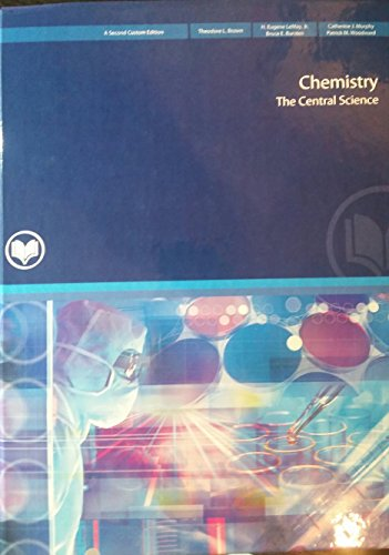 9781323182734: Chemistry: The Central Science