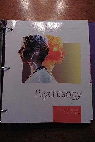 9781323228548: Psychology