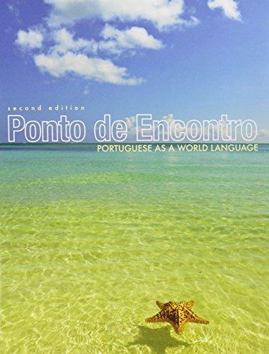 9781323229262: Ponto de Encontro: Portuguese as a World Language, Package for UMass Amherst