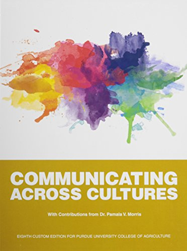 9781323237335: Communicating Across Cultures (8th Edition)